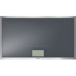 Gaggenau400 series Vario 400 series full surface induction cooktop Stainless steel frame Width 36""