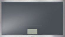 Vario 400 Series Full Surface Induction Cooktop Stainless Steel Frame Width 36""