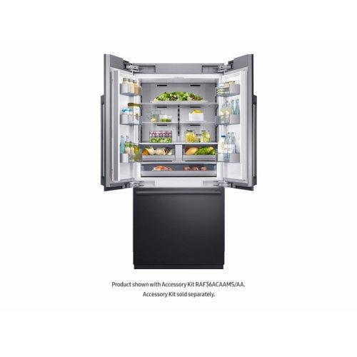 Brf365200ap In By Samsung In Denver Co 21 Cu Ft Capacity 3 Door