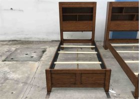 Full Bookcase Bed