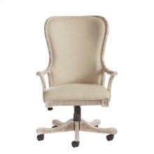 Juniper Dell Desk Chair in English Clay