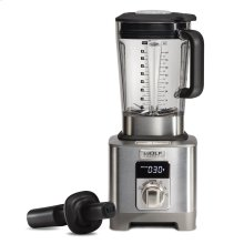 High Performance Blender - Brushed Stainless Knob