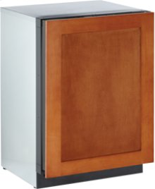 "Overlay Panel Right-hand 3000 Series / 24"" Solid Door Refrigerator Model / Digitally controlled single-zone convection cooling system"