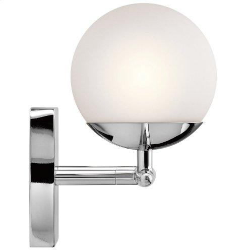 Jasper 2 Light Halogen Vanity Light Chrome