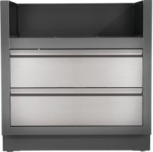 OASIS Under Grill Cabinet for Built-in Prestige PRO 500 or Prestige® 500 , Grey