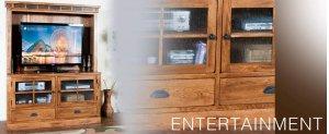 "Sedona 109""W Entertainment Wall"