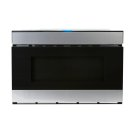 24 in. 1.2 cu. ft. 950W Sharp Stainless Steel Easy Wave Open Microwave Drawer Oven Product Image
