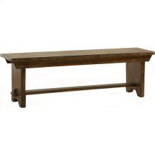 Attic Heirlooms Dining Bench