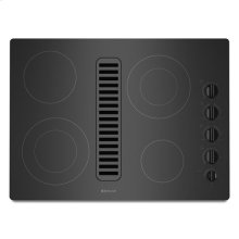"Jenn-Air® Electric Radiant Downdraft, 30"" - Black"