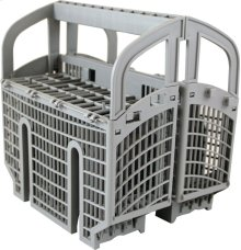 Long Flexible Silverware Basket