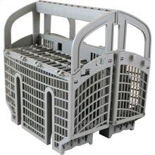 Long Flexible Silverware Basket