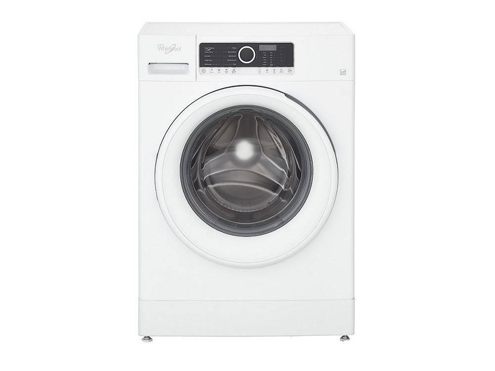 Wfw3090gw Whirlpool 1 9 Cu Ft Compact Front Load Washer