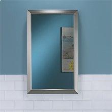 Hampton Series - Frame Finish - Satin Nickel
