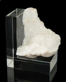 Crystal Bookend (Right)