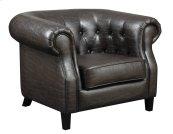 Emerald Home Soho Accent Chair Espresso U3724-05-06
