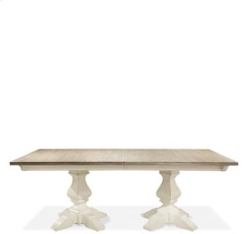 Myra Table Top 207 lbs Natural/Paperwhite finish