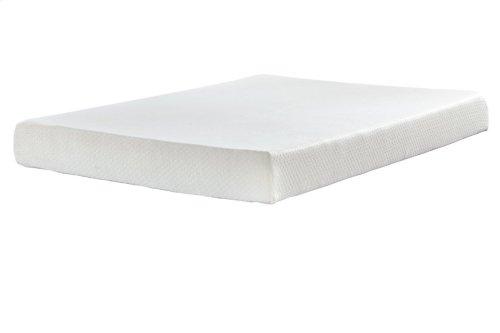 8 Inch MyGel - White 2 Piece Mattress Set