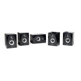 RC-Micro 5 Pack Home Theater System