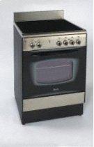 "20"" Deluxe Elect Range SSteel Product Image"