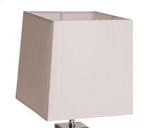 Rectangular Lamp Shade White (2/pack)