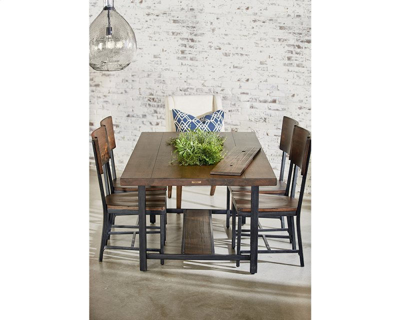L In By Magnolia Home In Jackson AL Milk Crate Ft - 6 foot dining room table