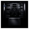 "Jenn-Air Rise 72"" Counter-Depth French Door Refrigerator With Obsidian Interior"