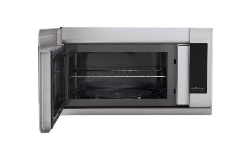 2 Cu Ft Over The Range Microwave Oven With Easyclean