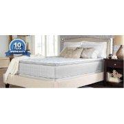 Marbella II Pillow Top White Eastern King Mattress Product Image