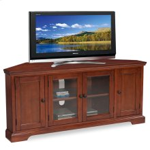 "Westwood Cherry 60"" Corner TV Console #87386"