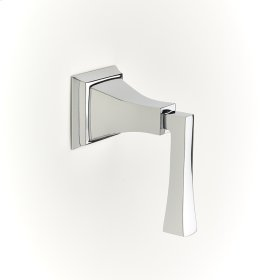 Volume Control and Diverters Hudson (series 14) Polished Chrome