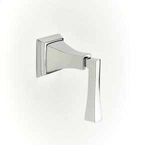 Volume Control and Diverters Leyden (series 14) Polished Chrome