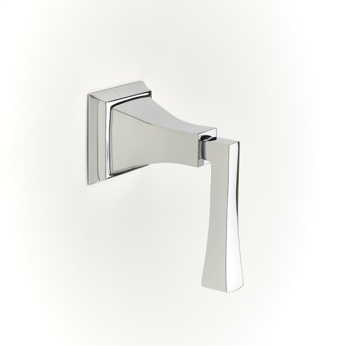 Volume Control and Diverters Leyden Series 14 Polished Chrome