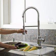 Pekoe 1-Handle Semi-Professional Kitchen Faucet  American Standard - Polished Chrome