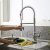 Additional Pekoe 1-Handle Semi-Professional Kitchen Faucet  American Standard - Stainless Steel