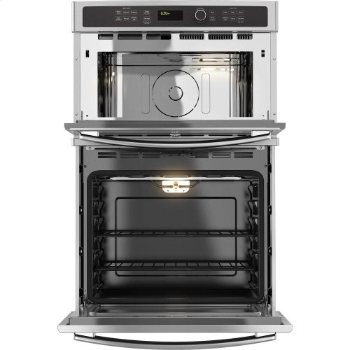 "GE® 27"" Built-In Combination Microwave/Thermal Wall Oven"