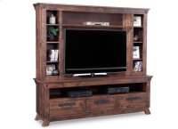 Algoma HDTV Unit with Hutch with 54'' TV Opening Product Image