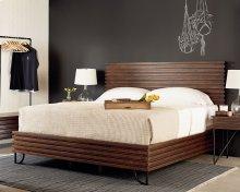 Boho Stacked Slat Bedroom