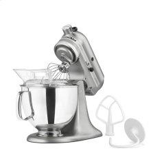 Artisan® Series 5-Quart Tilt-Head Stand Mixer - Contour Silver