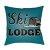 "Additional Lodge Cabin LGCB-2038 18"" x 18"""
