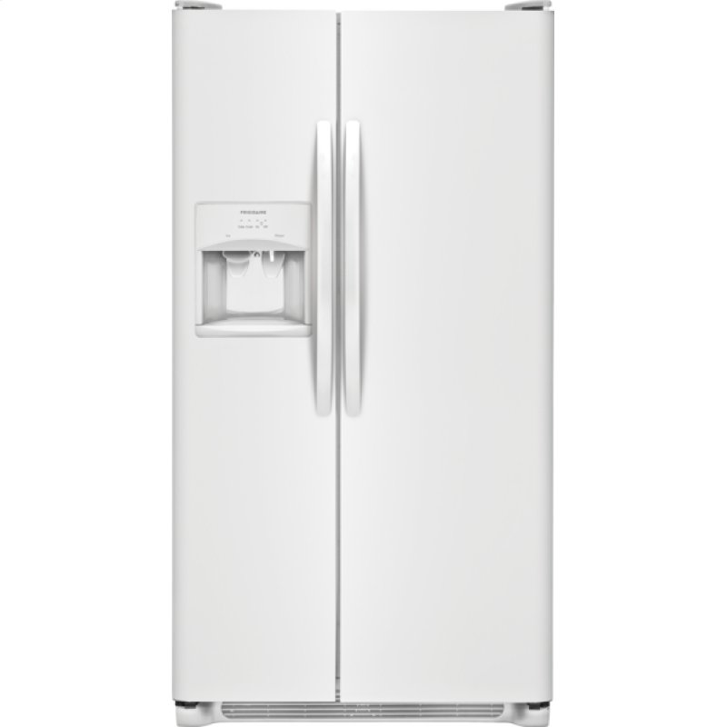 25.5 Cu. Ft. Side-by-Side Refrigerator
