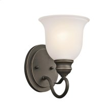 Tanglewood Collection Tanglewood 1 Light Wall Sconce OZ