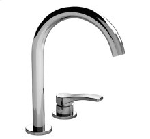 2-hole washbasin mixer