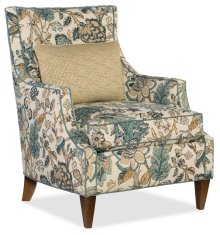 Domestic Living Room Lavish Living Club Chair 1078