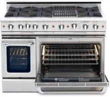 """Culinarian 48"""" Gas Self Clean Range"""