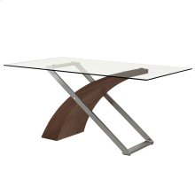 Veneta Dining Table in Walnut