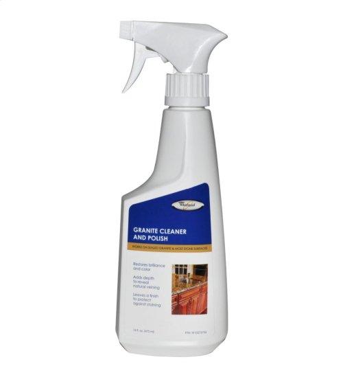 Granite Cleaner and Polish-16 oz