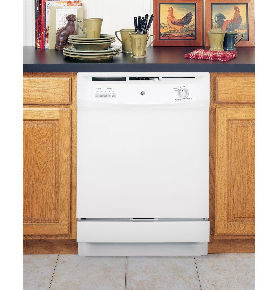 GE® Built-In Dishwasher Photo #2