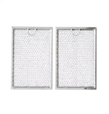 Microwave Grease Filters - 2 pk