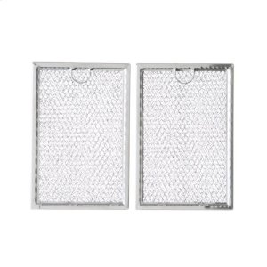 GEMicrowave Grease Filters - 2 pk