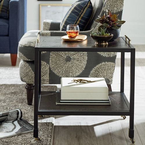 Hidden Treasures Modern End Table